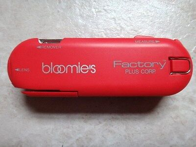 Rare Vintage 1986 Bloomie'S All-In-One Office Multitool Factory Plus Japan Nos