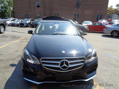 2016 Mercedes-Benz E-Class Collision 2016 MERCEDES E350 4 MATIC REBUILDABLE REPAIRABLE SALVAGE CLEAR TITLE