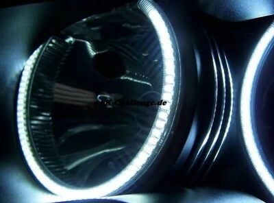 4 SMD Angel Eyes BMW E46