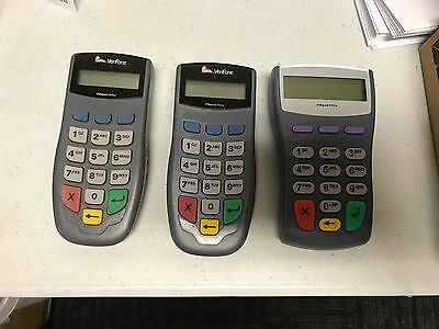 Lot Of 3 Verifone Pinpad 1000Se * As-Is *