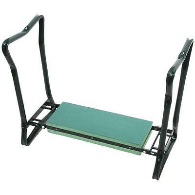 Garden Kneeler with Handles Folds Easily Portable Free Delivery Aus Wide New