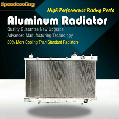 2051 2 Row Aluminum Radiator For Honda CRV 2.0 L4 1997-2001