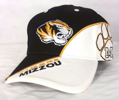 7fcaa0d1a TOP OF THE World Men's NCAA Missouri Tigers One Size Fit All Gold ...