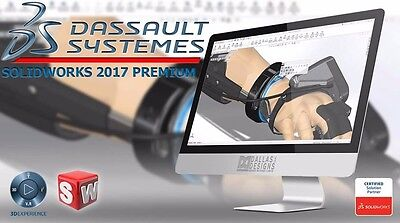 SolidWorks 2017 Premium (Full Commercial)