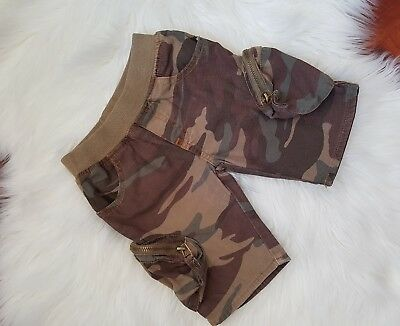 ROCK YOUR BABY RYB Size 4y camo army shorts