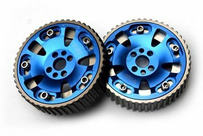 Adjustable Cam Gear Gears Pulleys For Nissan Rb20/rb25/rb26 Camshaft New
