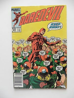 Daredevil #209 VG (Aug 1984, Marvel)