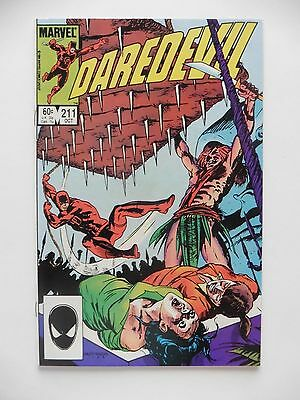 Daredevil #211 VF (Oct 1984, Marvel)