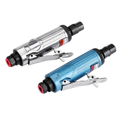 """1/4"""" Air Angle Die Grinder Pneumatic Cut Off Polisher Cleaning Cutting Air Tool"""
