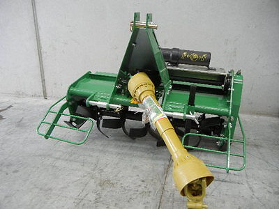 Hayes 4Ft Medium Duty Pto Tractor Rotary Hoe/tiller - 3 Point Linkage