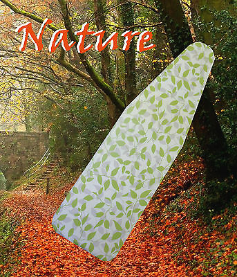 """NEW """"NATURE"""" Ironing Board Cover -  Perfect Gift!"""