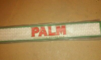 Palm beer bar mat runner Brand New