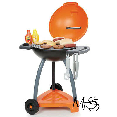Little Tikes Sizzle and Serve Grill Kettle BBQ * Brand New