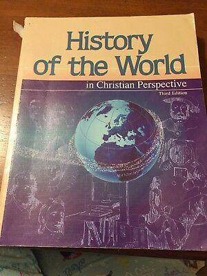 A Beka History Of The World In Christian Perspective Grade 7 History