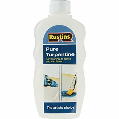 Rustins Pure Turpentine 300ml
