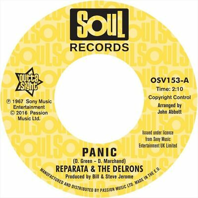 Reparata & the Delrons - Panic/Captain of Your Ship