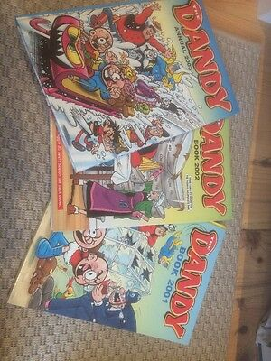 Dandy Annual Collection 2001 - 2003