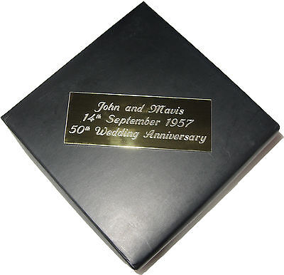 Personalised Gift - Name Plates / Plaques - With Free Engraving