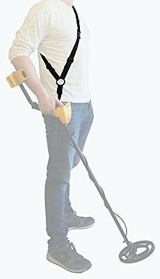 HD Metal Detector Sling Harness Protector Tech - also suitable for Brush Cutter