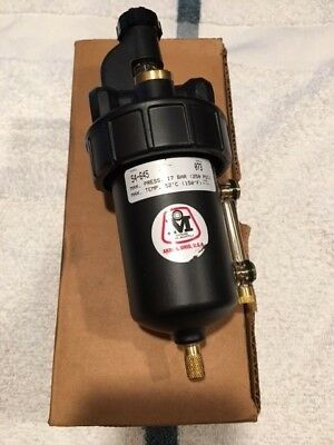 """Myers Air Tool Compressed Air Lubricator 54-645, 1/4"""" NPT, 250PSI, Made in USA"""