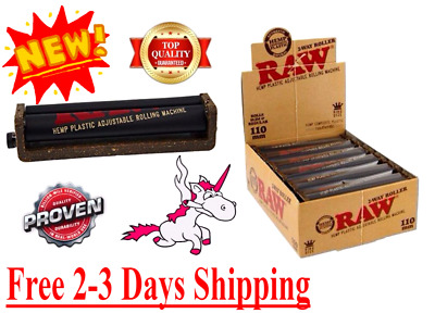 Natural Eco Fast Joint Roller Machine Cigar Rolling Cigarette Weed Raw King Size