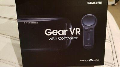 Samsung Gear VR 2017 Headset With Controller - BRAND NEW - Sealed Unopened Box