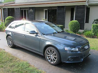 2010 Audi A4 PREMIUM 2010 AUDI A4 AWD 4D SPORT WAGON PREMIUM PLUS 81K MILES LOADED