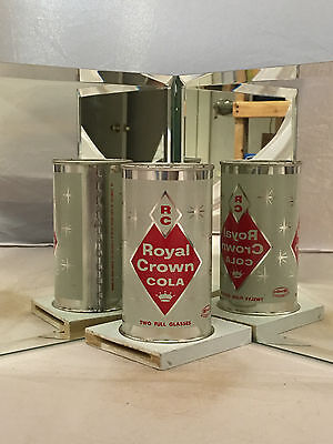 Royal Crown Soda Can from the 1950's