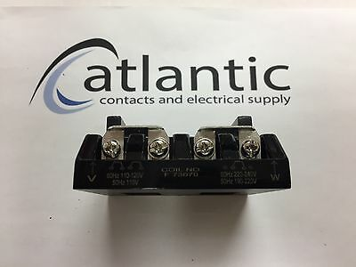 75D73070A Furnas Replacement Coil Dual Voltage (120/240), Size 00 - 2 1/2