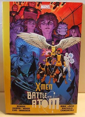 X-Men Battle of the Atom Hardcover Graphic Novel Comic Book