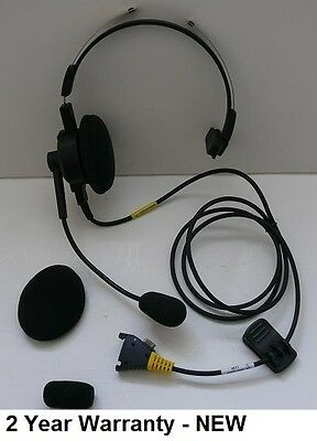 SR20 Tank Speech Recognition headsets, for Vocollect T2, T2X, T5