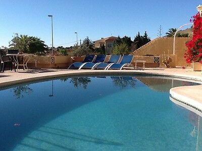 Rental Accommodation Spain - Super  Holiday Villa  - Private Pool - Great Views!