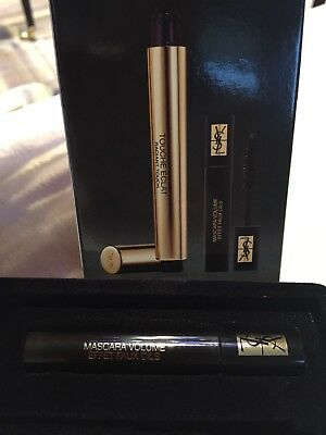 Yves Saint Laurent Mascara Volume Effet Faux Cils 2 ml NEU Black