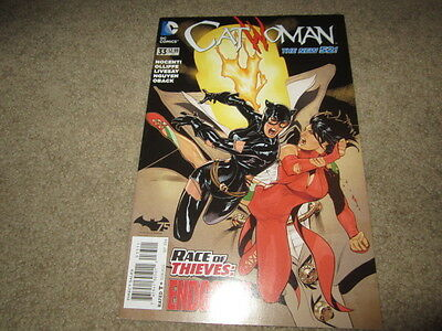 Catwoman (2011) #33 VF New 52