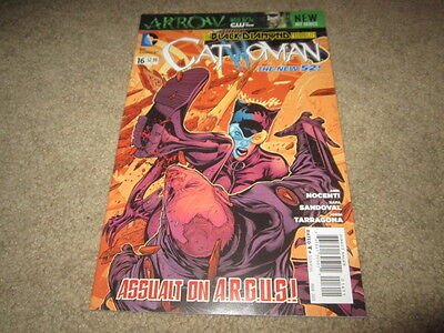Catwoman (2011) #16 VF New 52