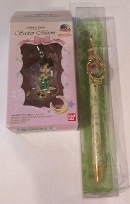 Sailor Moon Sailor Jupiter Twinkle Dolly Ballpoint Pen Lot Star Stationery