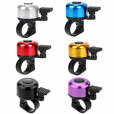 New Loud Bicycle Ping Bell Bike Handle Ring Bell