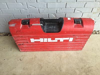 Case for HILTI TE 1000 AVR ROTARY JACK HAMMER DRILL Combihammer TE S SP ATC