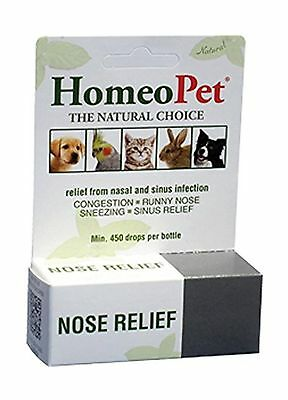 HomeoPet Nose Relief 15ml 1Pack