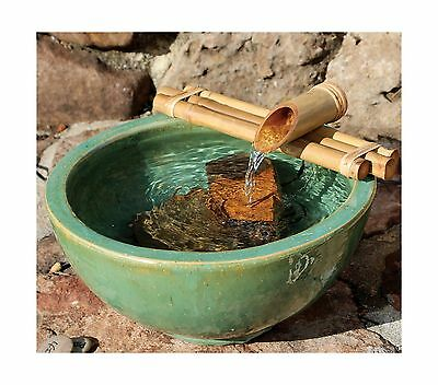 Bamboo Accents Three-Arm Spout And Pump Kit - 12""