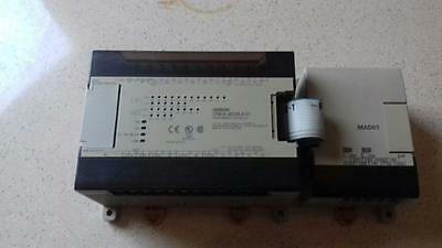 OMRON CPM1A 30 CDR A- V1 ( 24 V dc ) + CPM1A MAD01