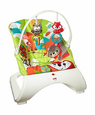 Fisher-Price Comfort Curve Bouncer Woodland Friends