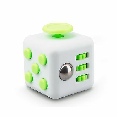QQPOW Cube for Adults Children Anxiety Attention Relieves Stress and Anxiety ...