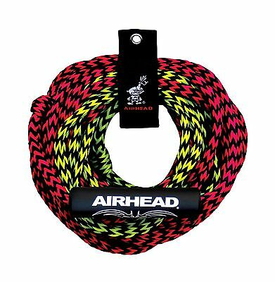 Kwik Tek Airhead 2 Rider Tube Rope 2 Section Float