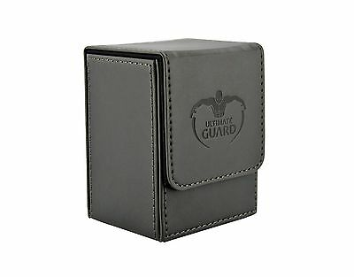 Ultimate Guard Deck Box Leather Black