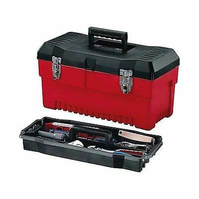 Stack-On PR-19 19-Inch Pro Tool Box (Black/Red)