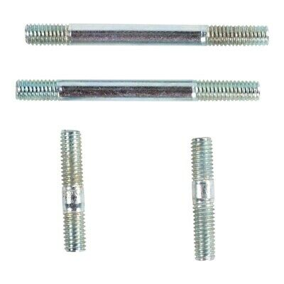 EXHAUST STUD and INTAKE STUD KIT FOR 50cc QMB139 & 150cc GY6 Scooters