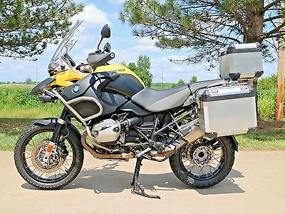 2011 BMW R-Series  2011 BMW R1200GS Adventure, ABS, ESA, 38K Miles, Loaded, Great Deal !!!