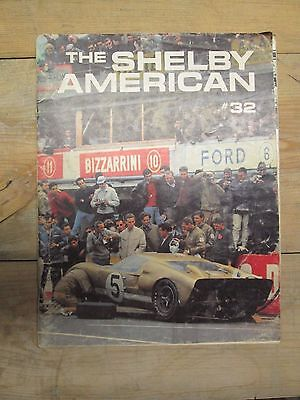 Shelby American Issue #32