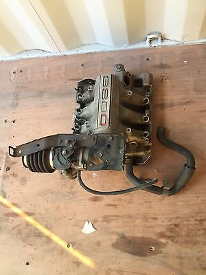Holden Factory Oem Intake Manifold With Throttle Body V6 Holden Commodore Vn Vp